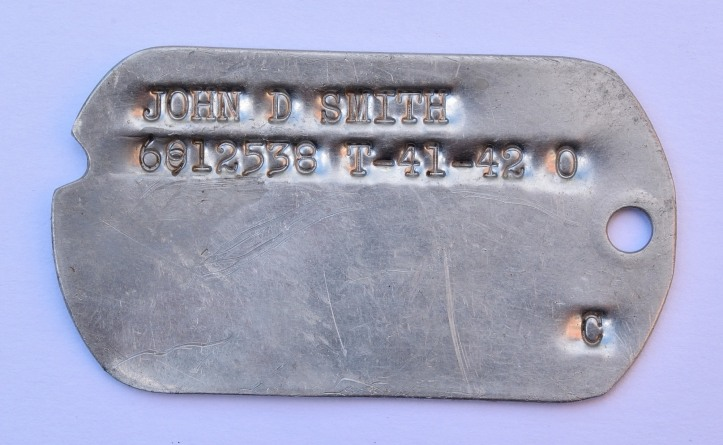 American dogtag 1