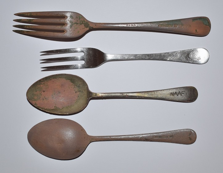 Service issue cutlery 2