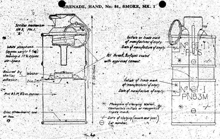 Grenade 25
