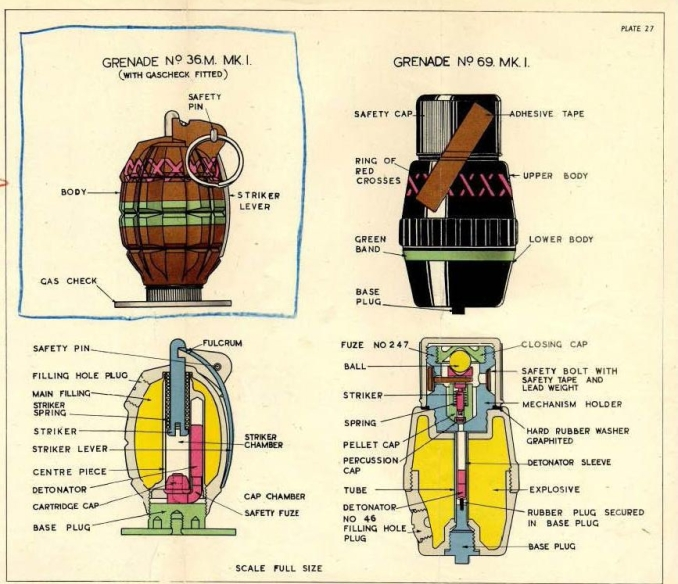 Grenade 27