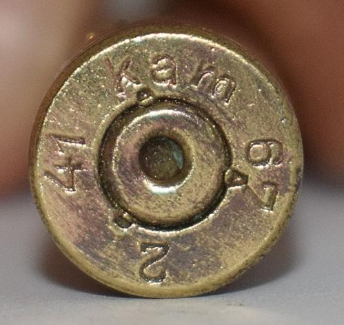 KAM 67 brass code
