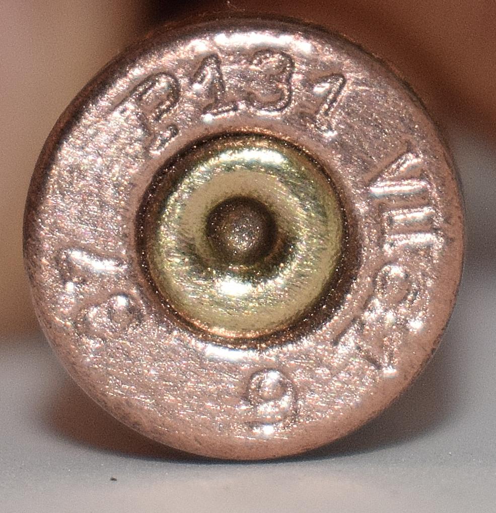 P code steel brass wash