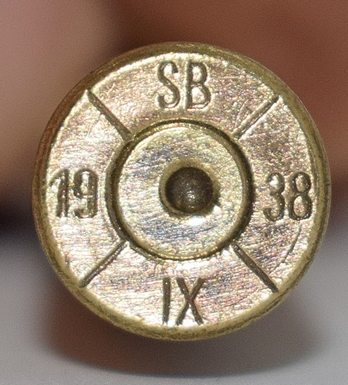 SB code sectioned brass
